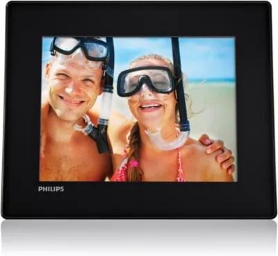 cadre photo numerique spf4008 10 philips