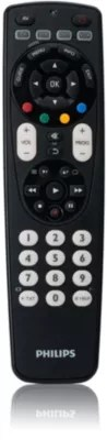 Perfect replacement Universal remote control SRP400486  Philips