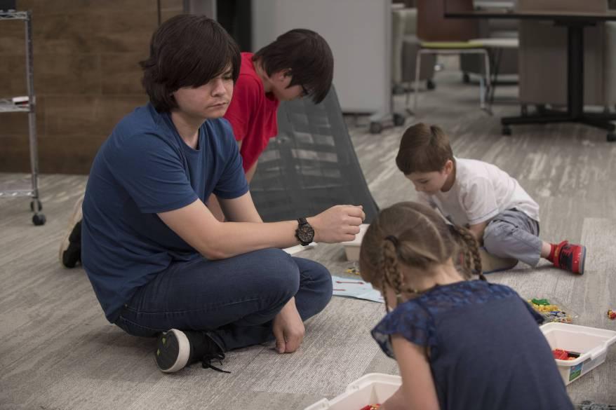 Lebanon Teen Bringing Lego Based Stem Education To The Region Lebtown