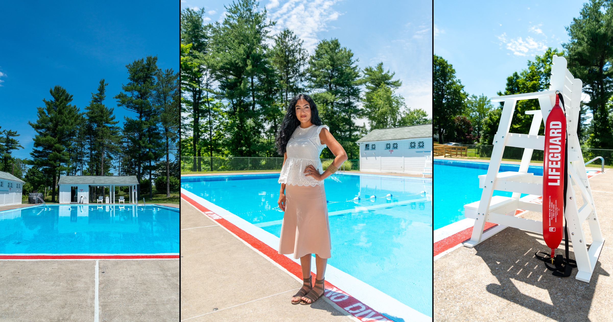 Pool at Lieutenant Governor's Residence opened for public use