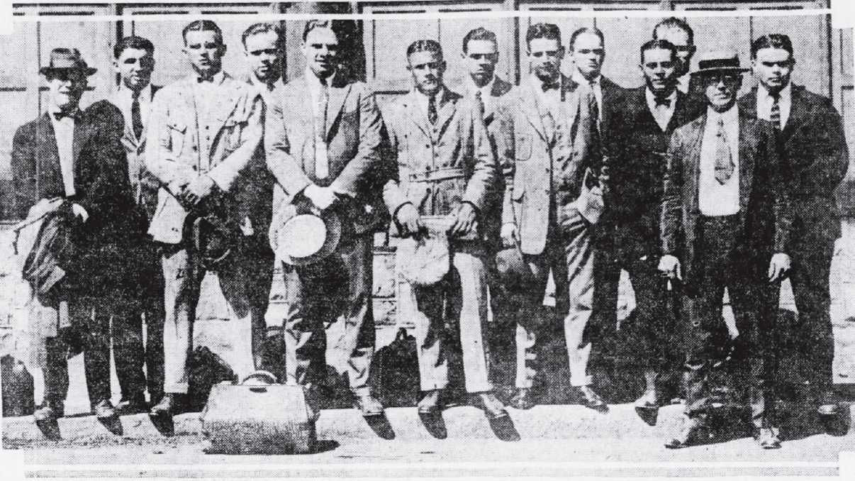 When John Heisman coached a Penn football team in Mt. Gretna