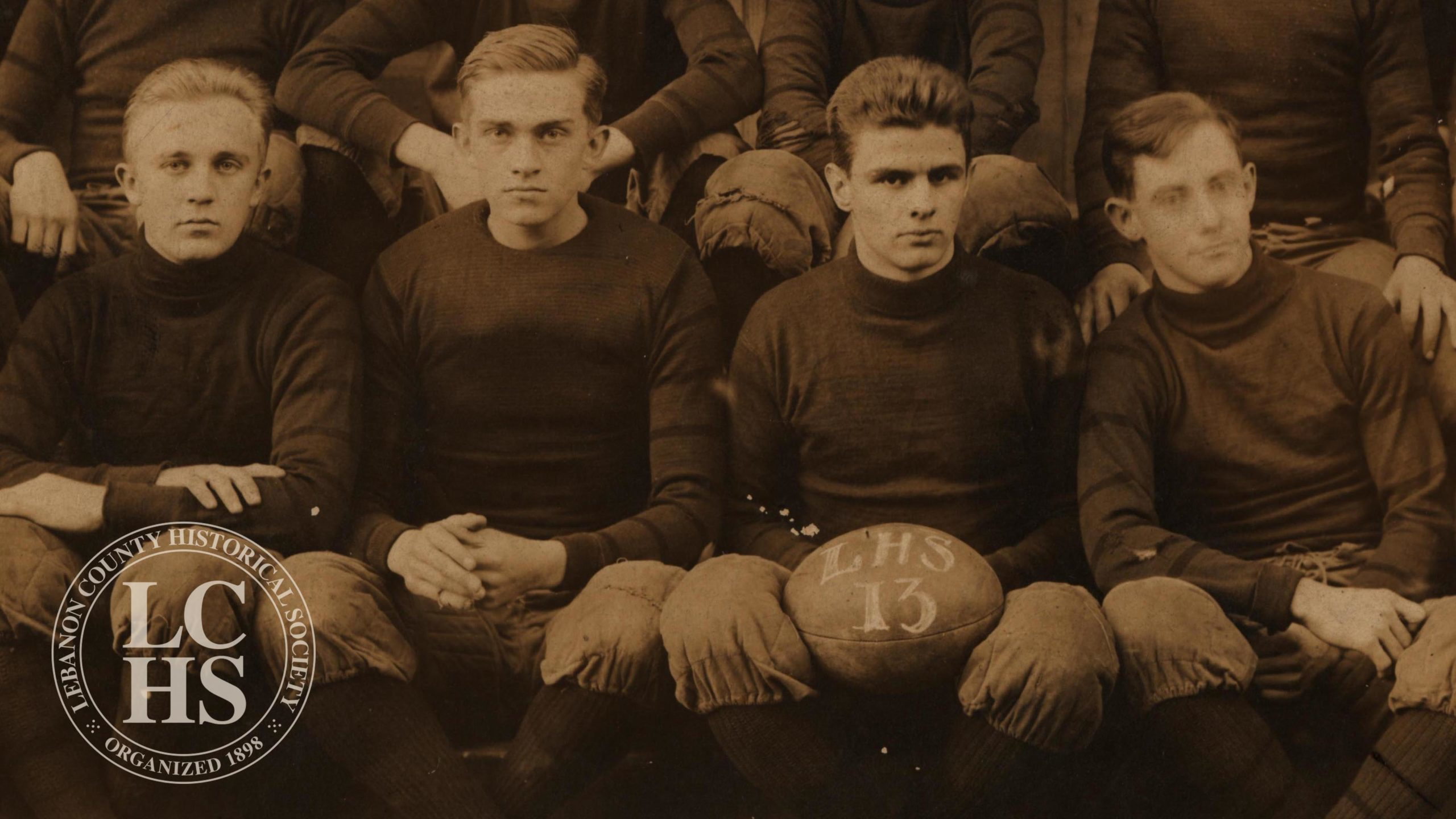 Past Calling: Lebanon High's 1913 football stars