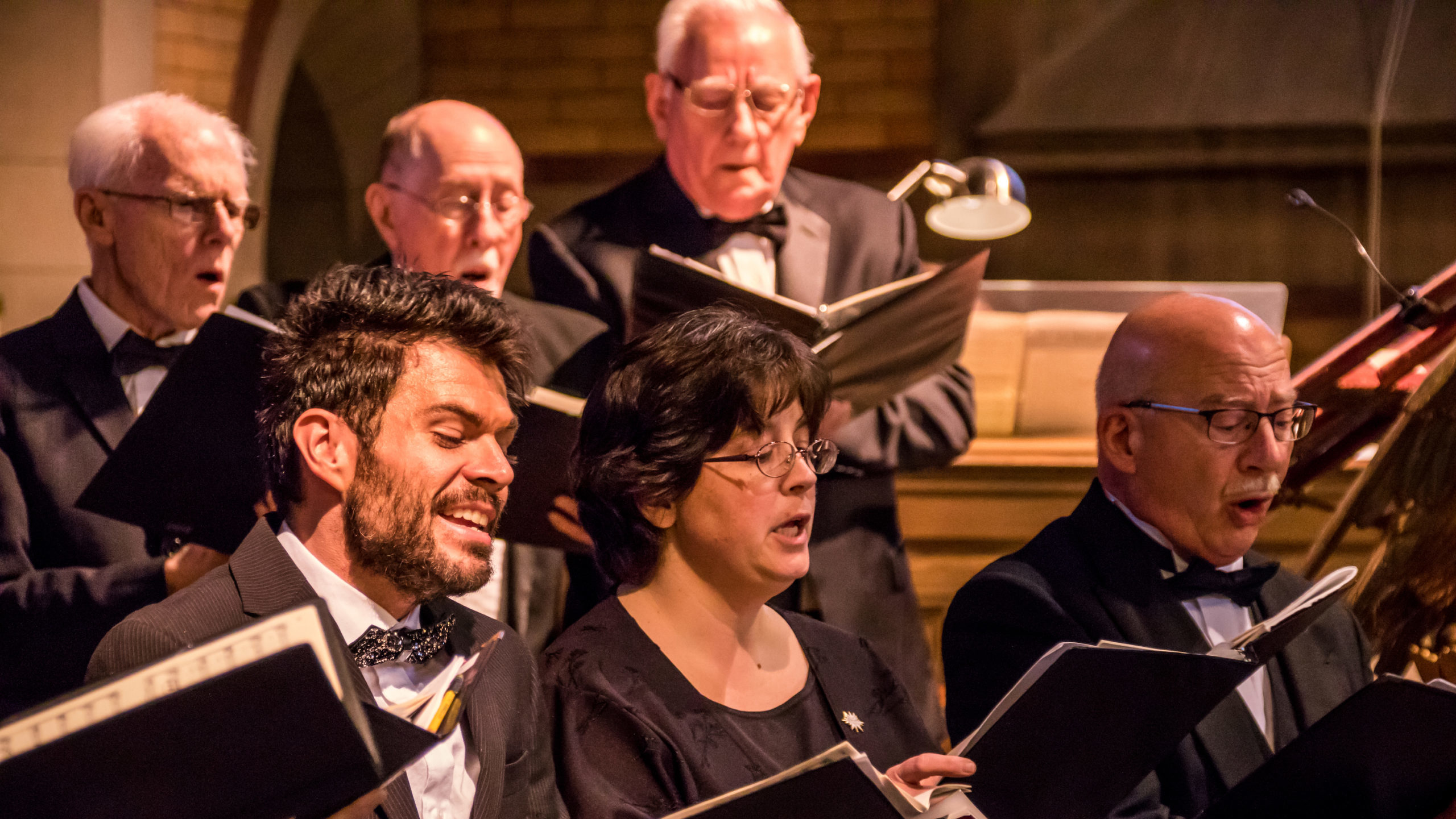 Don't miss Lebanon County Choral Society's holiday concert this Sunday