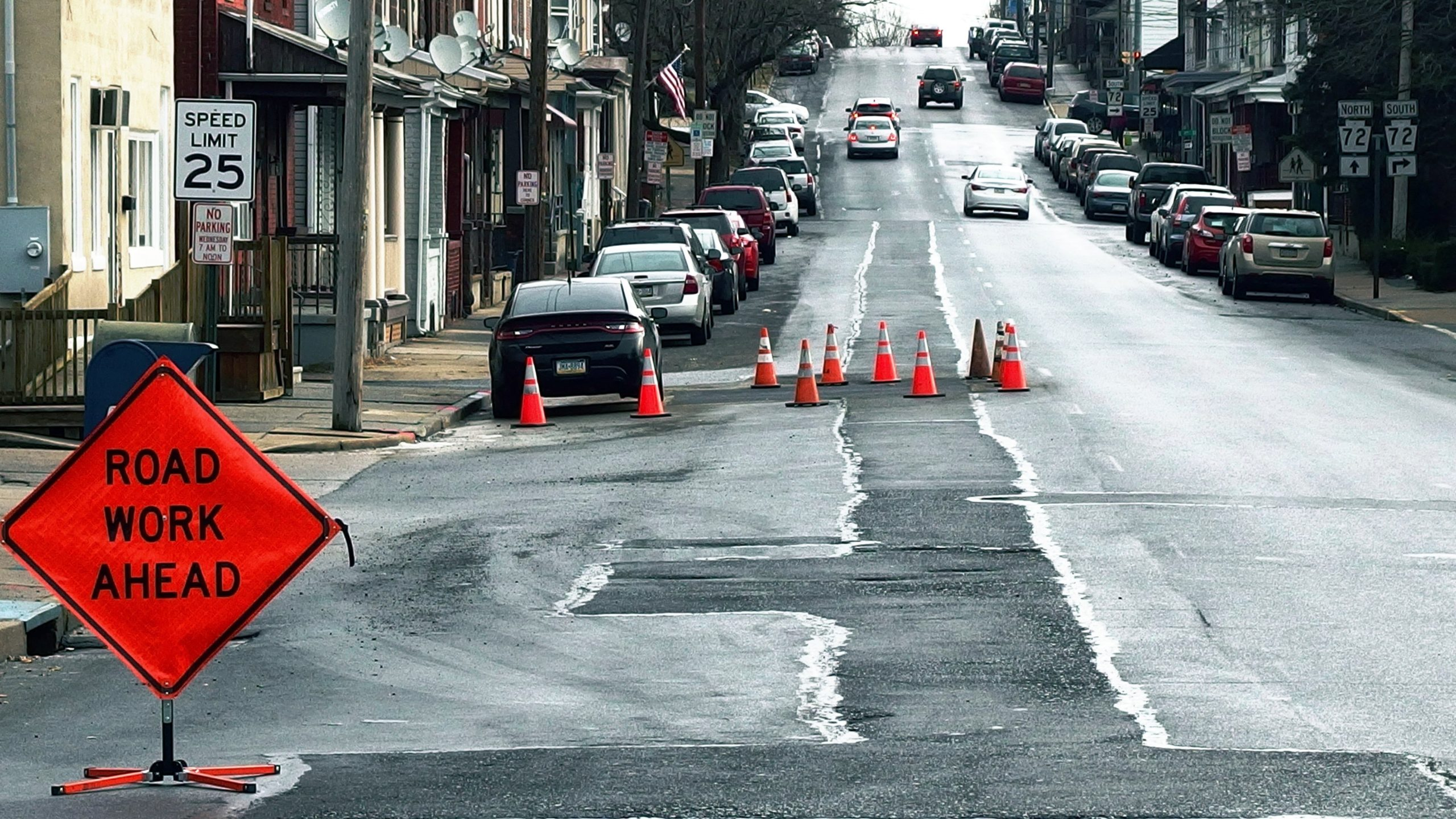 Walnut Street resurfacing bumped to 2021; more city roadwork coming