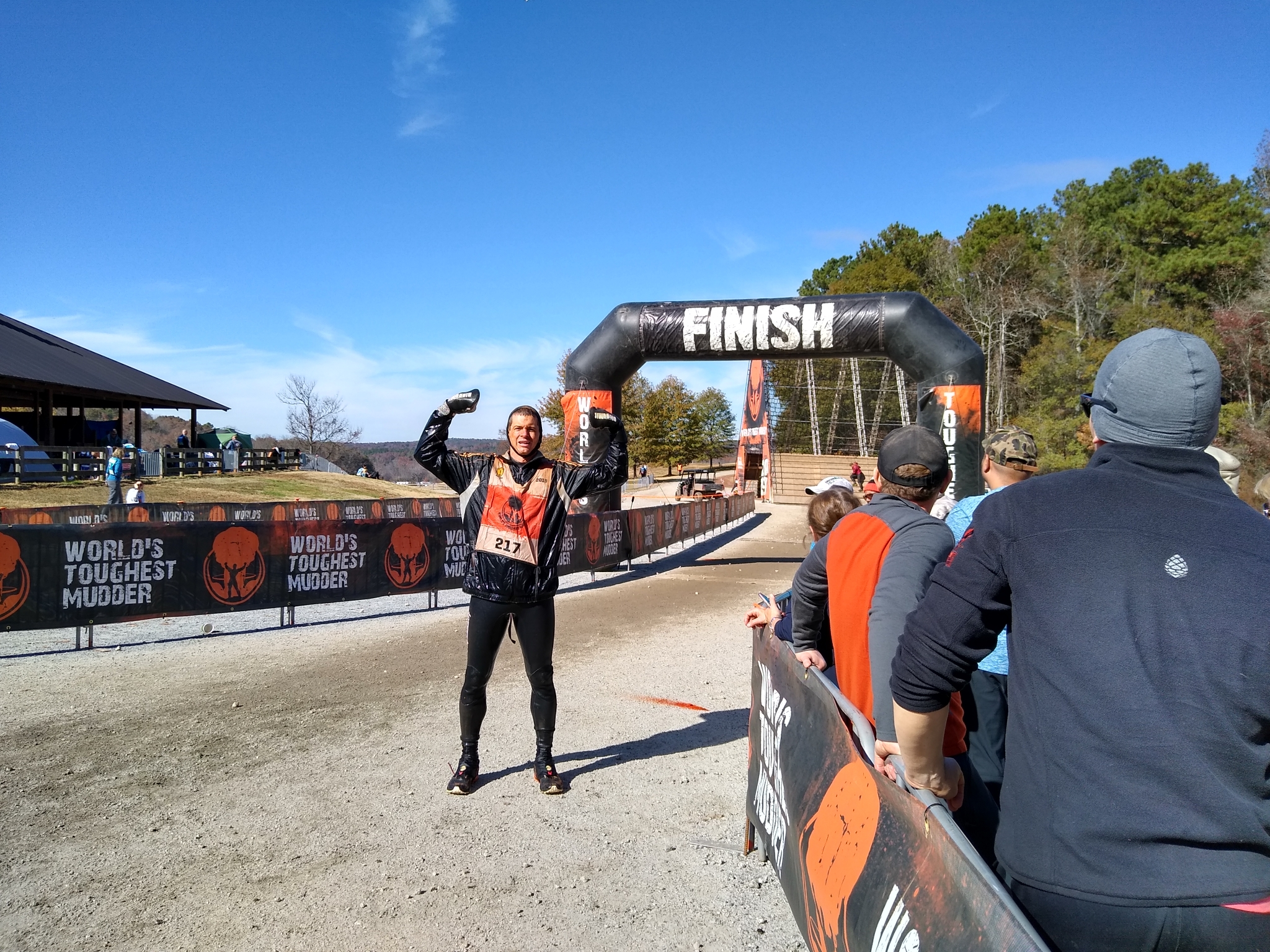 Myerstown man competes in Toughest Mudder in Georgia
