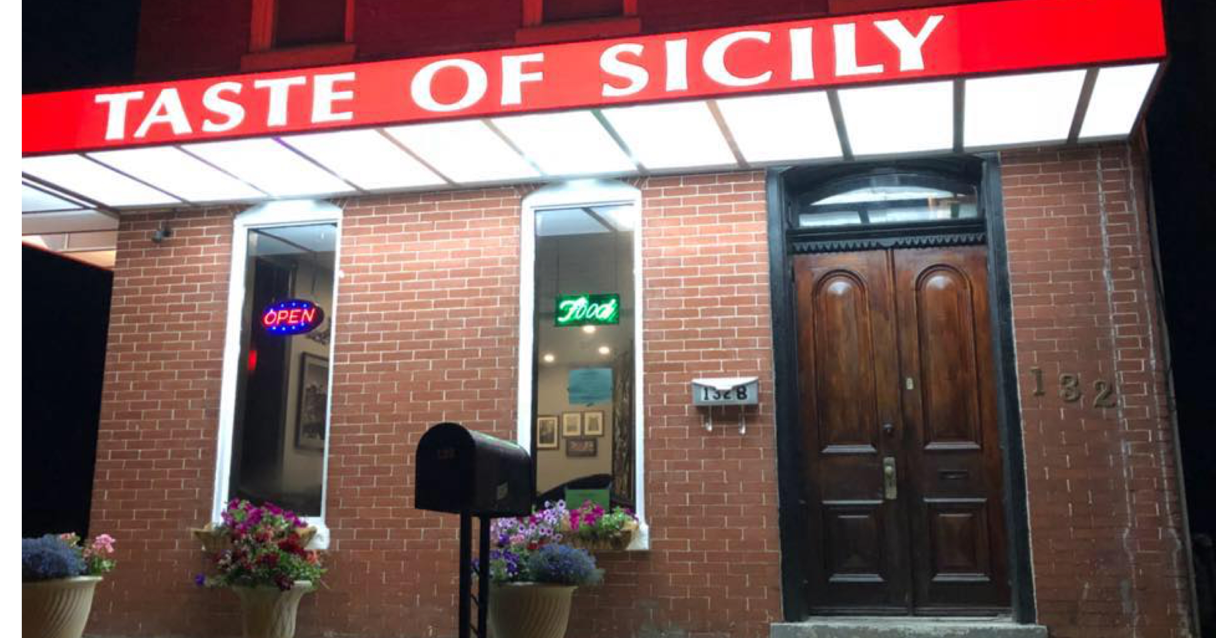 Taste of Sicily receives 'initial notice' from police after resuming eat-in dining