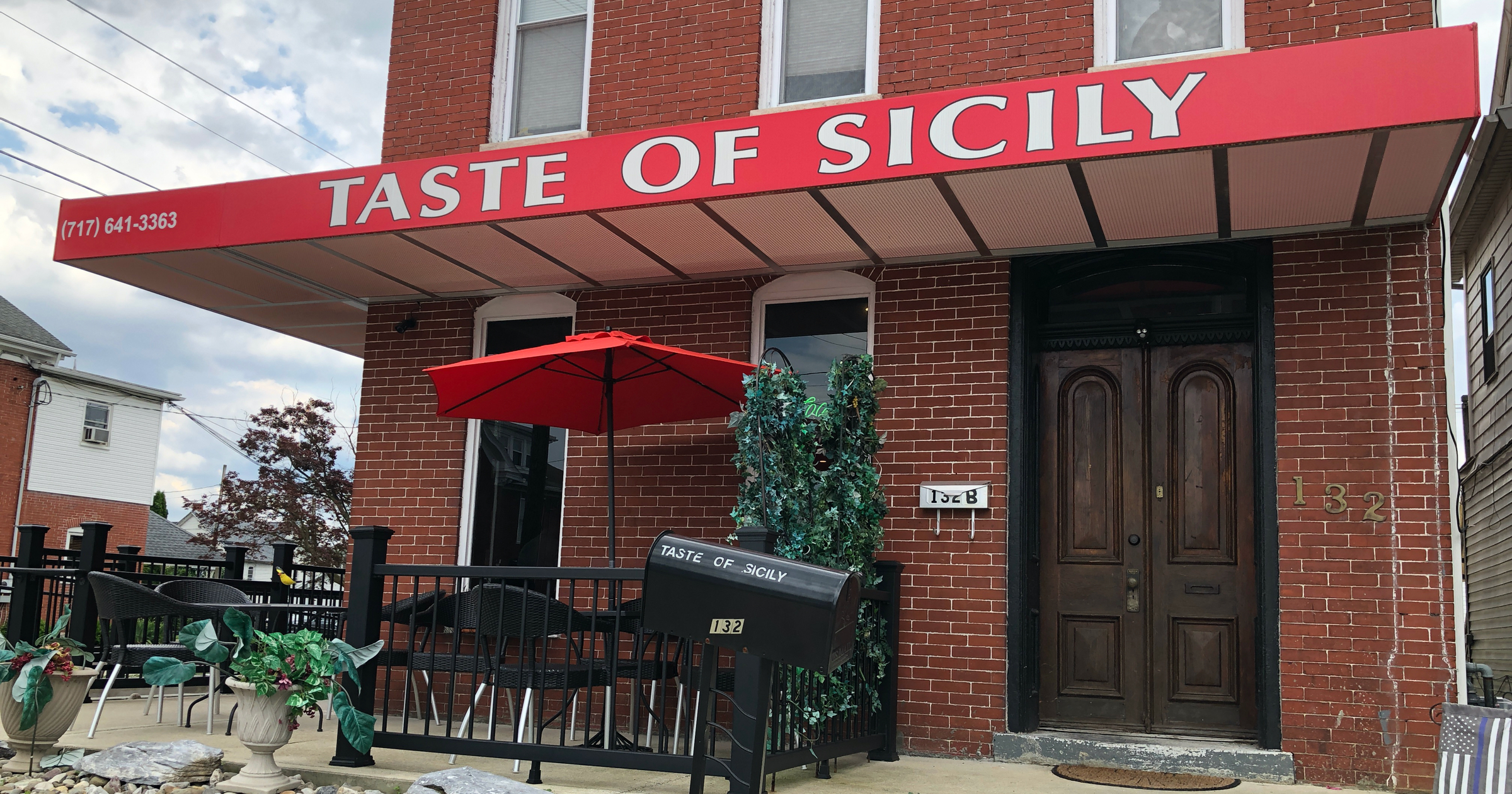 Taste of Sicily license suspended, GOP elected officials will speak there Friday
