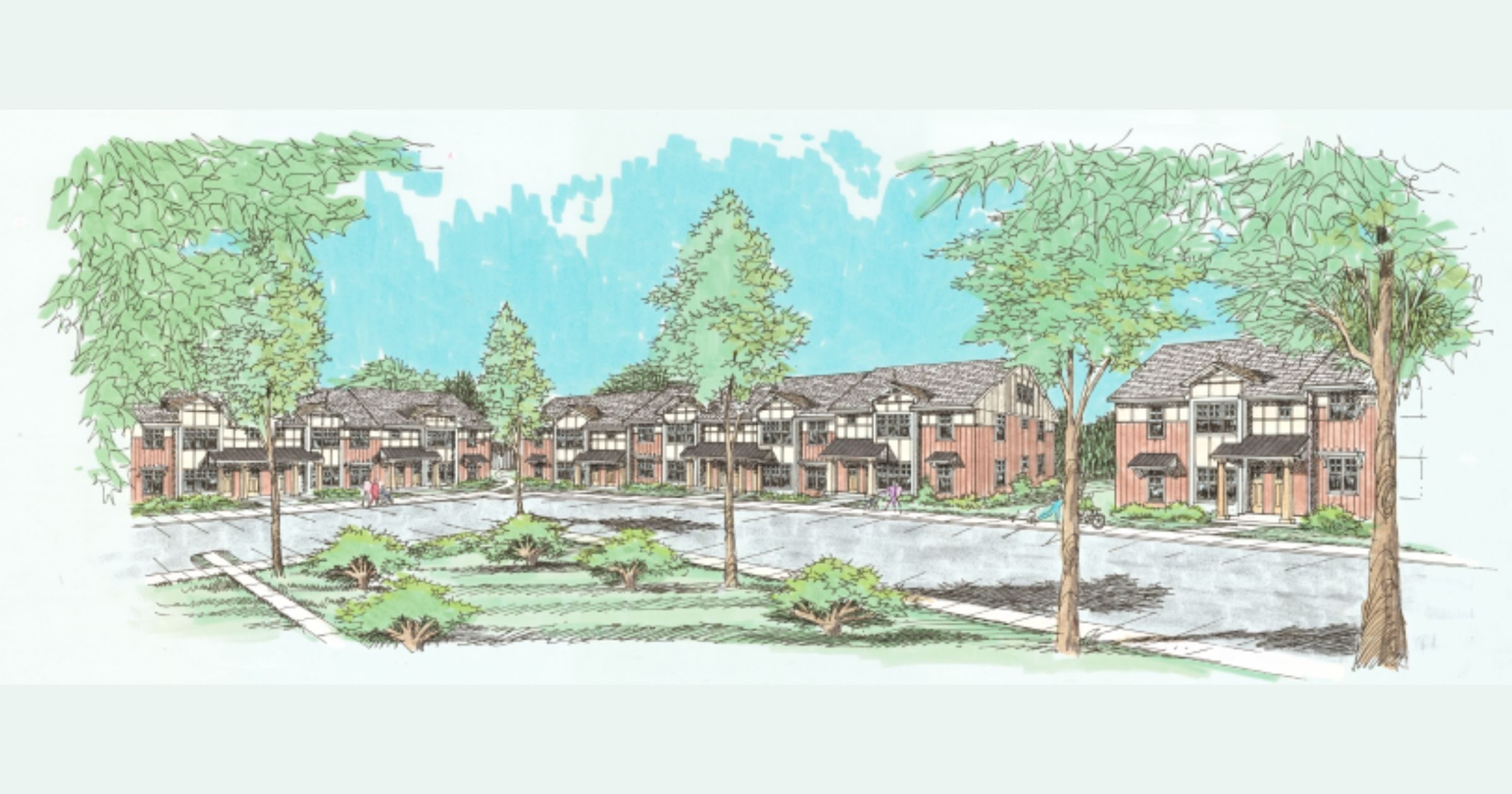 HDC breaks ground on affordable housing community in Bethel Township