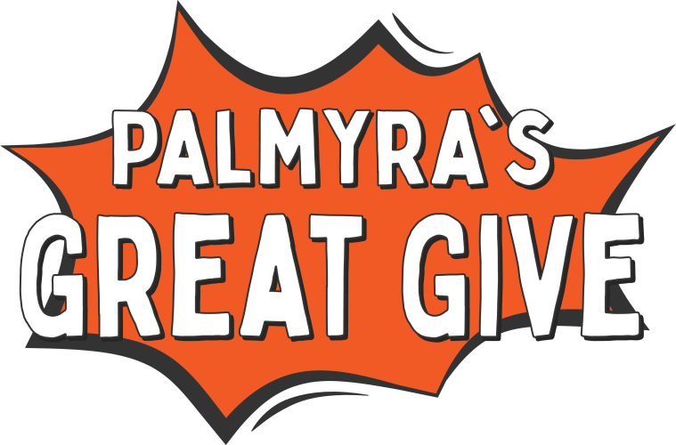 Palmyra's Great Give