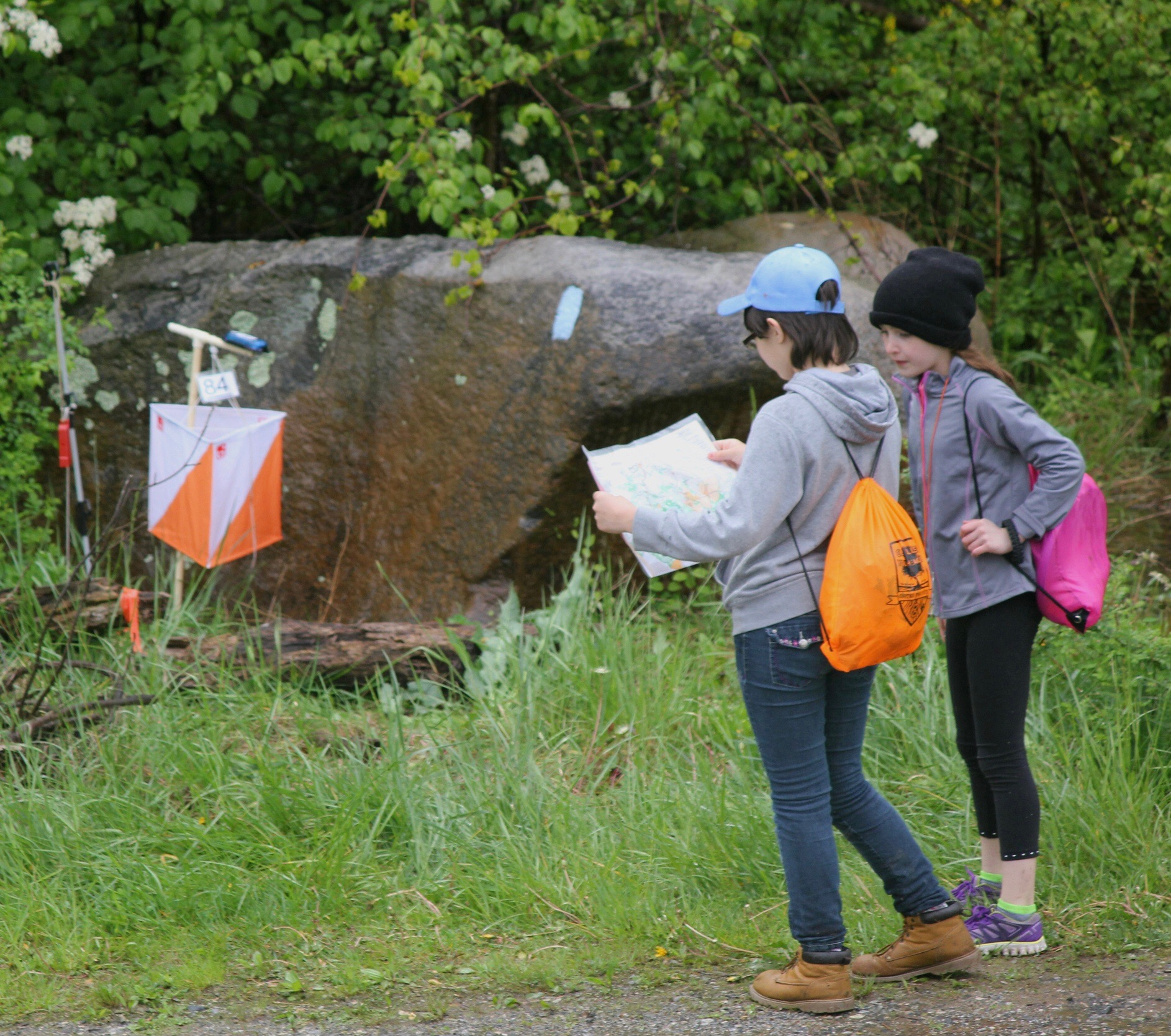 Orienteering class for beginners to be held at Governor Dick this month