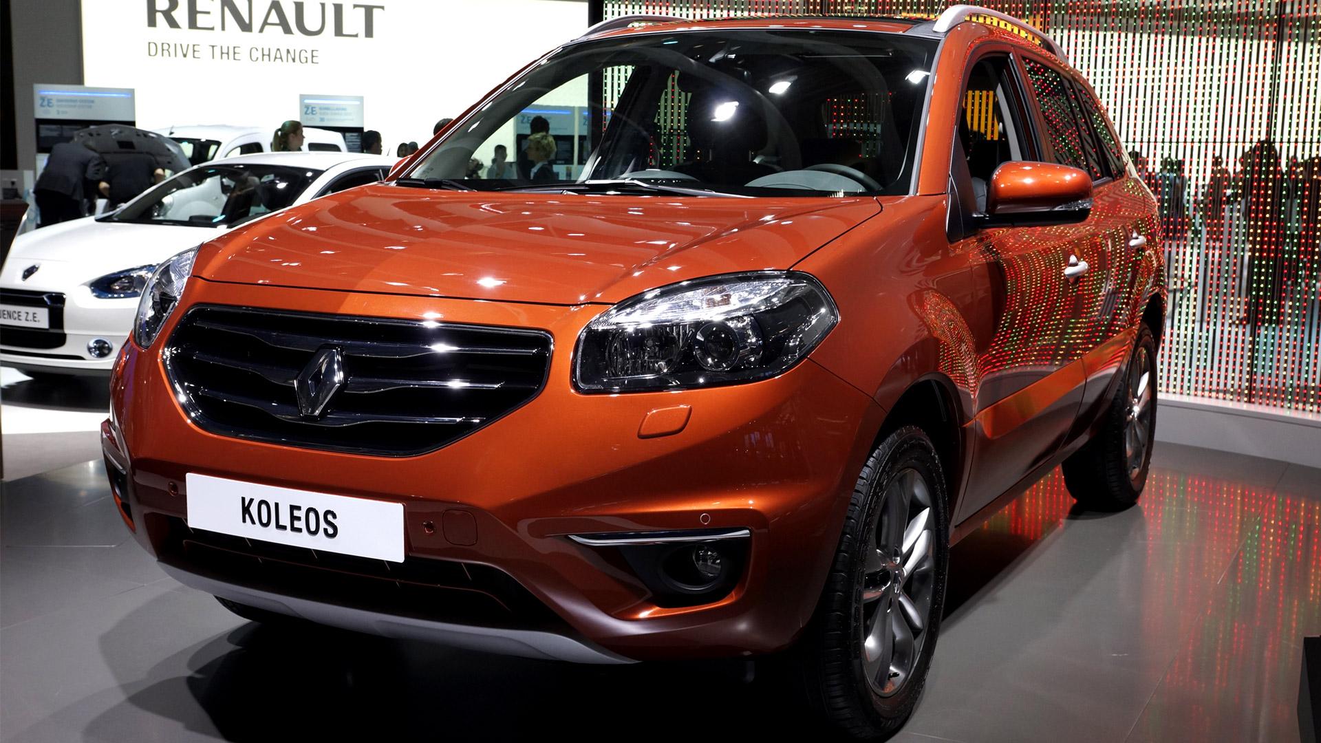 2014 Renault Koleos Facelift Review