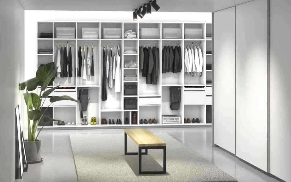 Schlafzimmer Schrank Konfigurieren