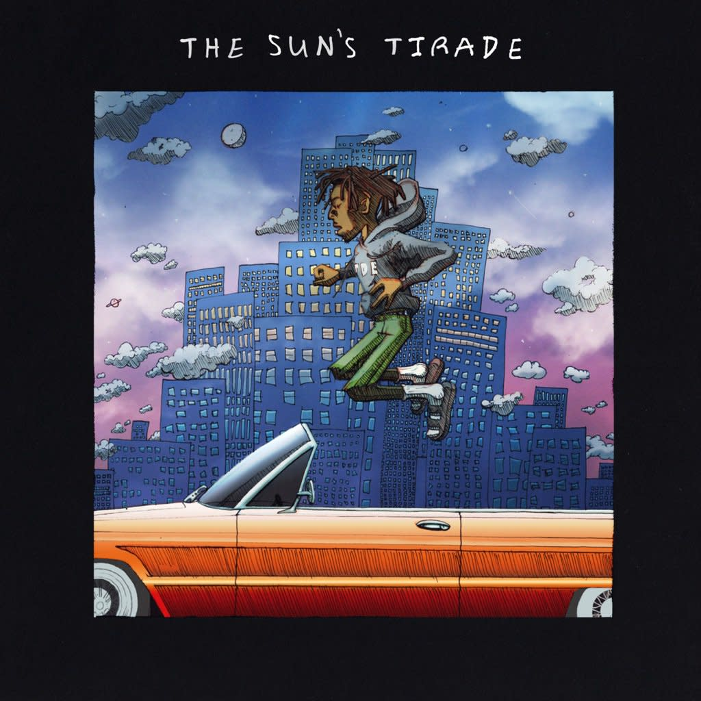 Image result for isaiah rashad the sun's tirade