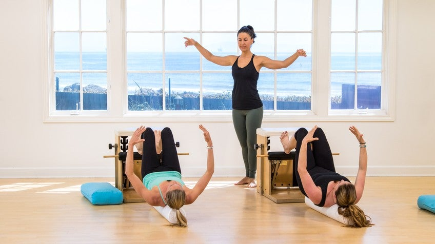 Wunda Chair Workout With Christi Idavoy Class 2606