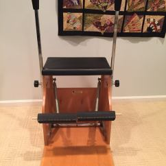 Pilates Chair For Sale Revolving Hof Forums General Discussion Equipment Balanced Body Wunda Split Level Excellent Condition Asking 400