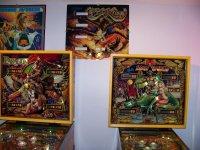 Gameroom wall art   All gameroom talk   Pinside.com