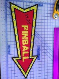 ** Custom Pinball Wall Art - For sale   Pinball parts for ...