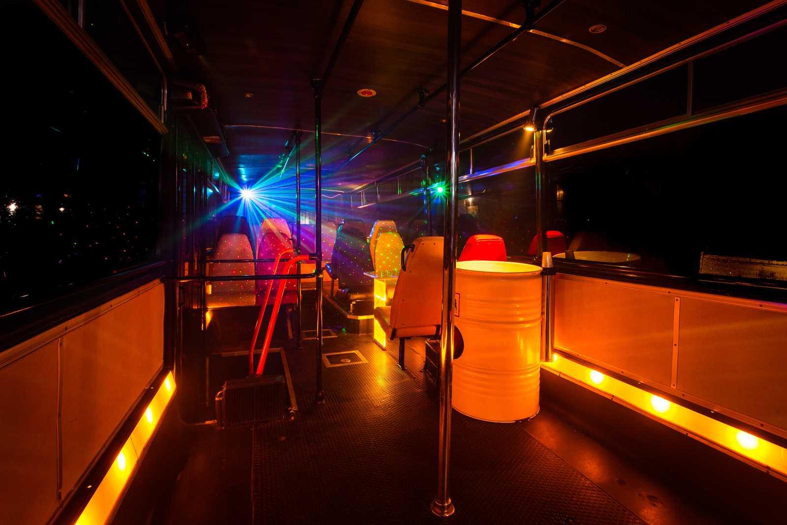 Partybus Flughafentransfer Budapest  Pissup Reisen
