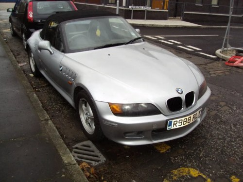 small resolution of 2 8 litre engine gives this z3 some credibility