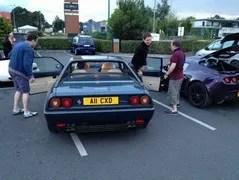 It's like a Ferrari but a bit more sociable!