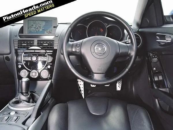 Mazda rx8 interior parts uk for Mazda rx8 interior accessories