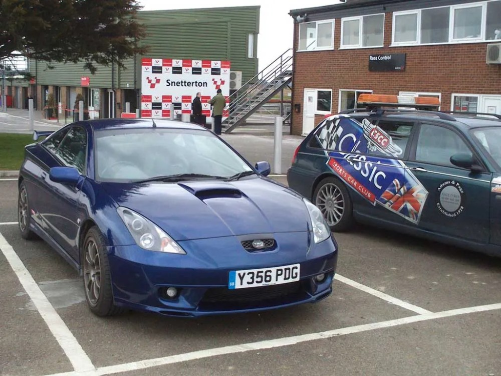medium resolution of dulled by a diesel high revving celica was answer