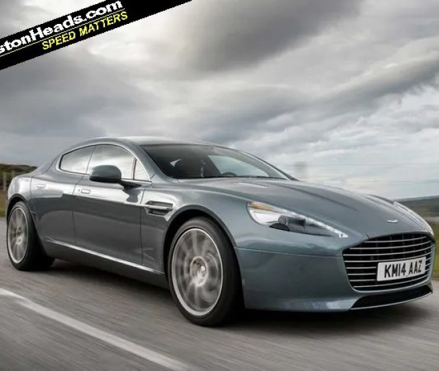 Complaints About The Previously Facelifted Aston Martin Rapide S Could Be Divided Neatly Into The Objective And The Subjective