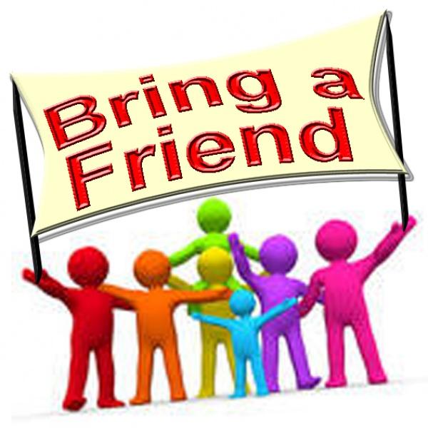 School Day Sunday Bring Friend