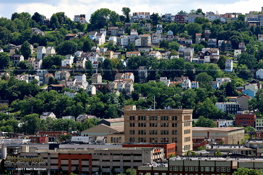 South Side Slopes Pittsburgh