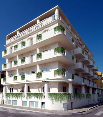 Hotel Terrazza Marconi a Senigallia  Confronta i prezzi