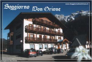 Hotel Soggiorno Don Orione a Soraga