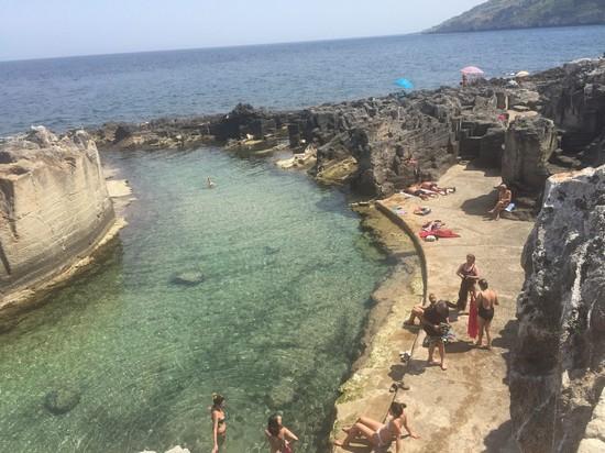 Foto Piscina naturale di Marina Serra a Tricase  550x412  Autore Redazione 3 di 3