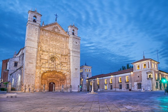Photo Valladolid Piazza San Pablo Photos De Valladolid Et
