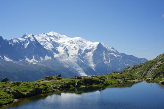 Foto Monte Bianco a ChamonixMontBlanc  550x366  Autore