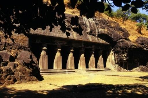 Elephanta Island Caves, Maharashtra