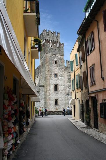 Centro storico  Sirmione