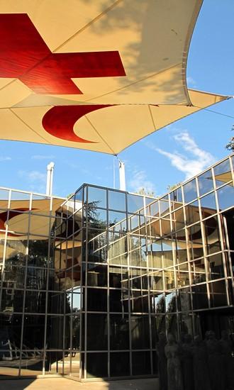Museo Internazionale della Croce Rossa a Ginevra