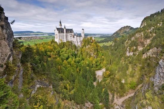 Foto fuessen maerchenschloss neuschwanstein a Fssen