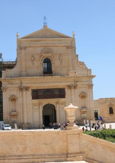 Foto Chiesa del SS Salvatore a Noto  388x550  Autore Lisa