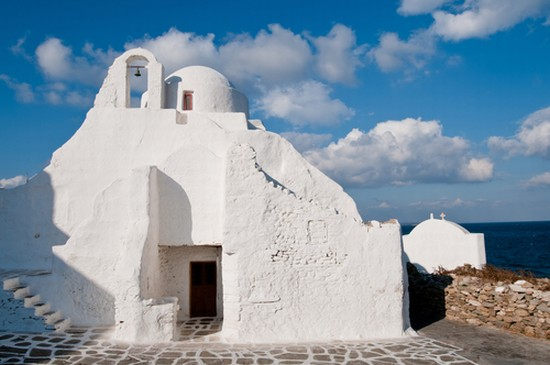 Chiesa di Panagia Paraportiani  Mikonos