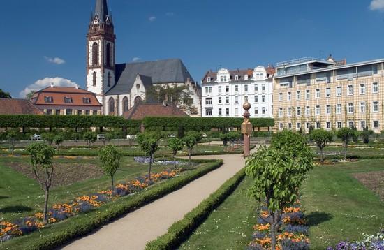 Prinz Georg Garten Parks Und Gärten Von Darmstadt