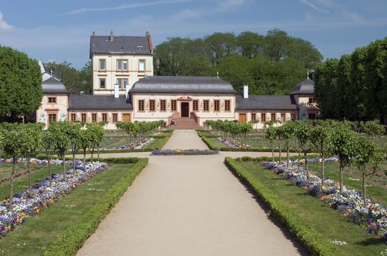 Prinz Georg Garten Bilder Und Fotos Aus Darmstadt 550x364