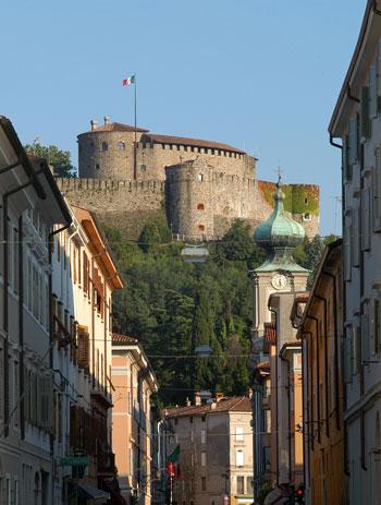 Il Castello di Gorizia a Gorizia