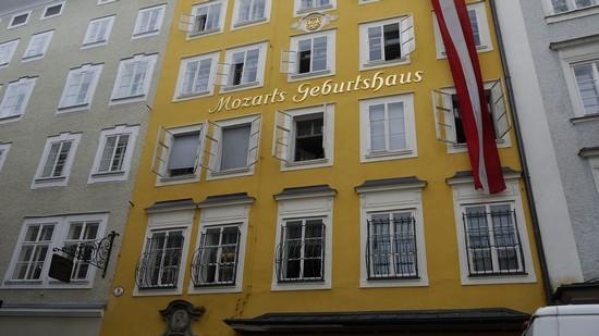 Foto CASA DI MOZART a Vienna  550x309  Autore sergio d