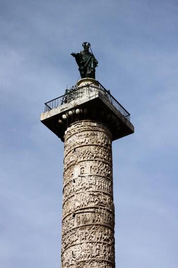 Foto Colonna traiana a Roma  366x550  Autore Maria