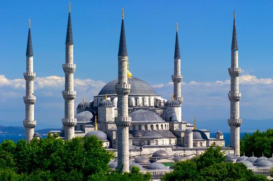 Foto Moschea Blu a Istanbul  550x365  Autore Redazione foto 4 di 231