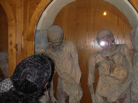 Le mummie di Urbania La chiesa dei morti Urbania