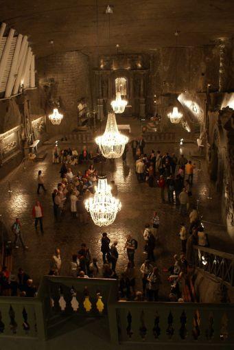 Foto Miniera di sale di Wieliczka a Cracovia  info