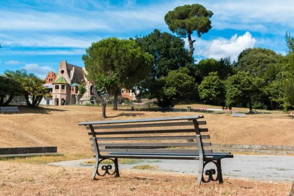 Villa Torlonia Parchi e giardini a Roma