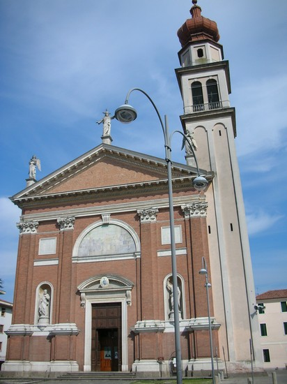 Foto duomo di san lorenzo a Conselve  412x550  Autore